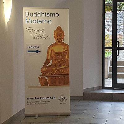 Buddhismo - Tempio Ticino
