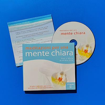 CD per la meditazione - mente chiara