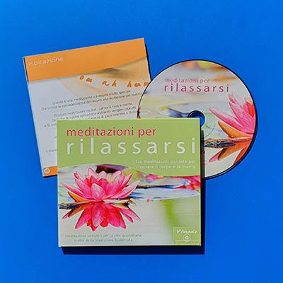 CD per la meditazione - Rilassarsi