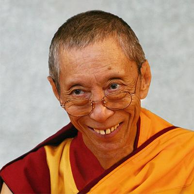 Fondatore - Buddhismo Kadampa - Geshe Kelsang Gyatso Rinpoche