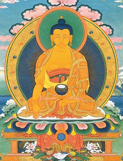 Lignaggio - Buddha Shakyamuni