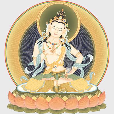Meditazione e recitazione di Vajrasattva