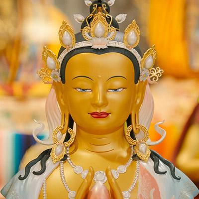 Preghiere rituali - Cerimonia del Powa - OM MANI PADME HUM