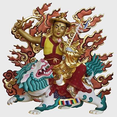 Preghiere rituali - Manjushri