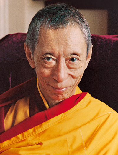 Ven Geshe Kelsang Gyatso Rinpoche