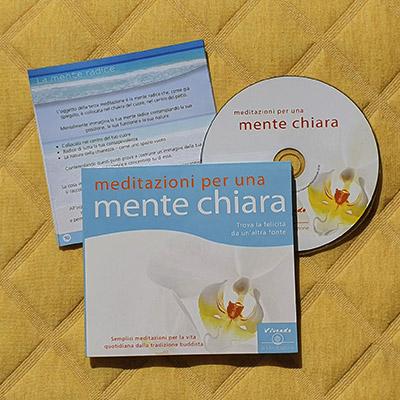 CD - Meditazioni per una mente chiara